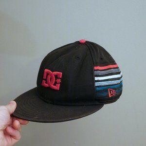 DC Brand Flat Brim Hat/Cap